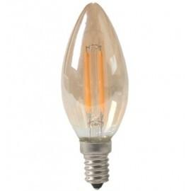 Edison Ampoule Filament E14 C35 6W 2200K